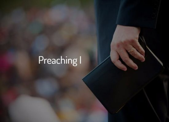 Bible College Online- Preaching I Taught by Dr. Jeff Owens,