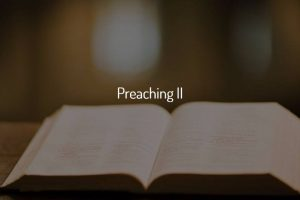 Bible College Online- Preaching II Taught By Dr. Jeff Owens