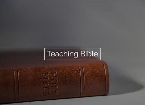 Teaching Bible